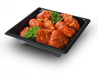 Gourmet Indische gehaktschijfjes