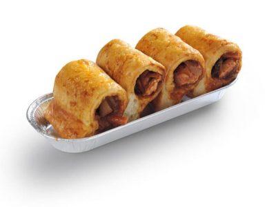 Slagerij Bakkertje mini Oosterse broodjes
